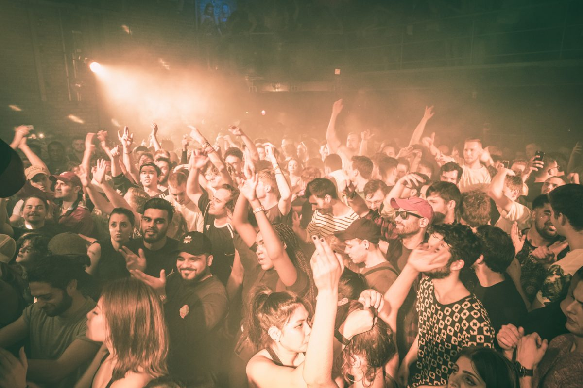 FABRICLIVE   20.10.2017 – fabric 18th Birthday Weekend by Danny Seaton