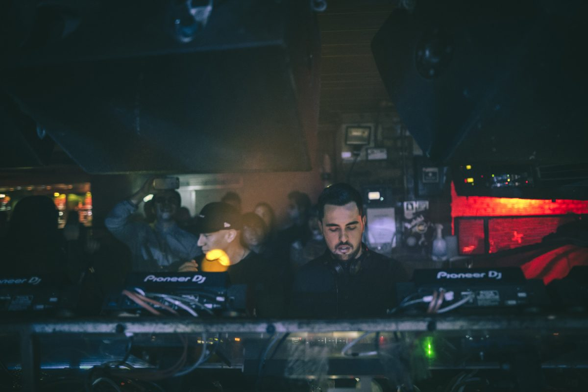 fabric presents Last Night On Earth   17.11.2017 Photography by Danny Seaton