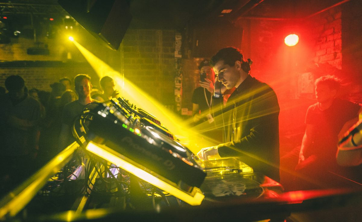 FABRICLIVE   10.11.2017 by Danny Seaton
