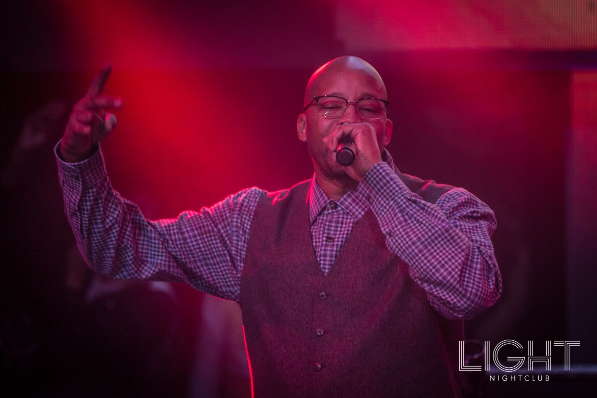 Warren G Dec. 9