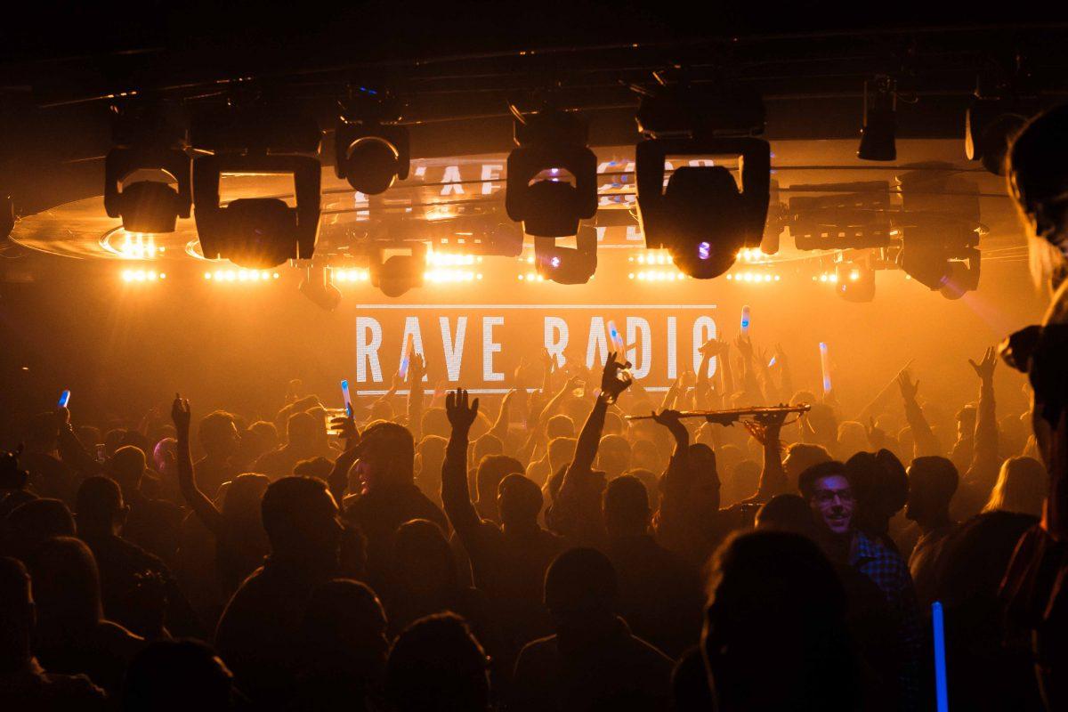 Jun 9th: Rave Radio