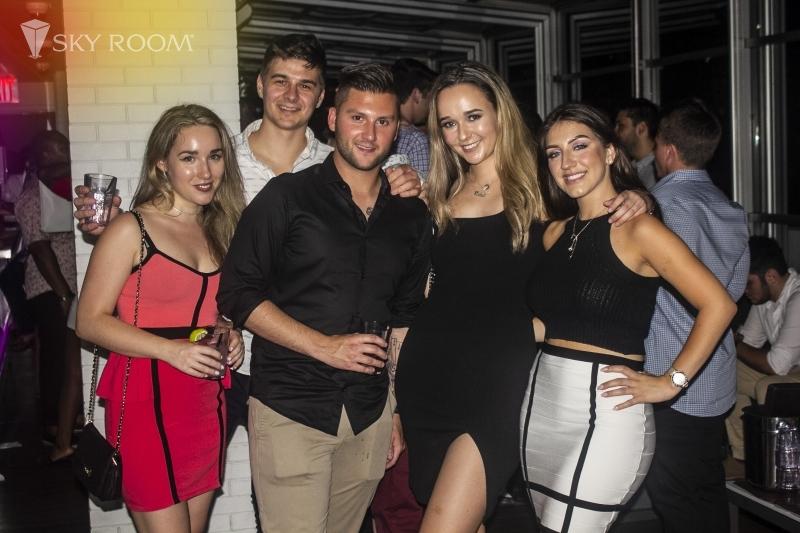Sky Room NYC – 2018-08-04
