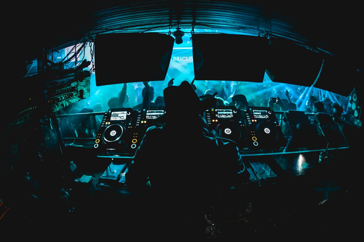 FABRICLIVE   28.09.2018 by Sophie Harbinson