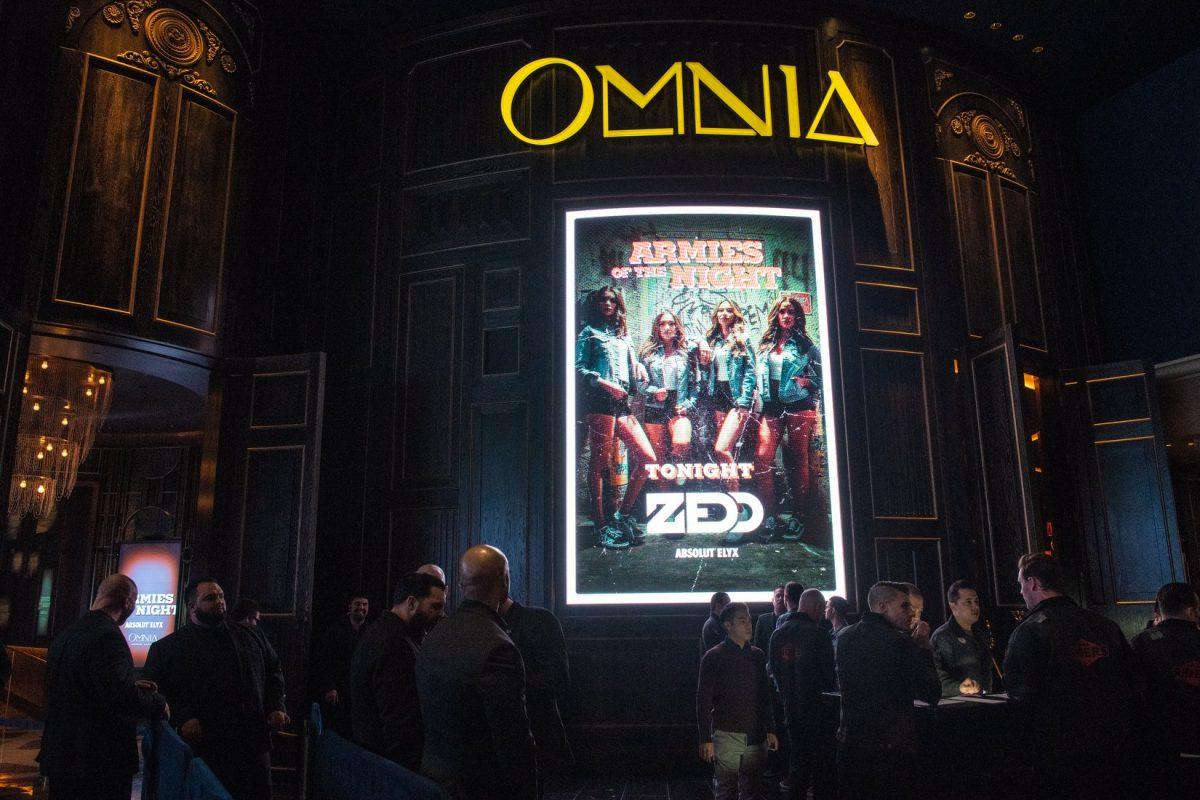 9.11.18 – Armies of the Night w/ Zedd