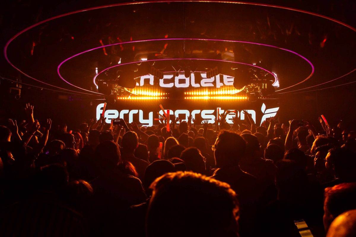 Oct 27th: Ferry Corsten