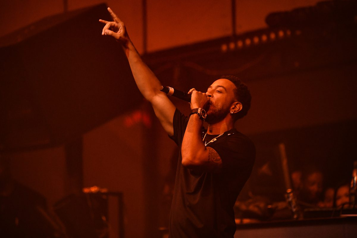 Ludacris Halloween 2018