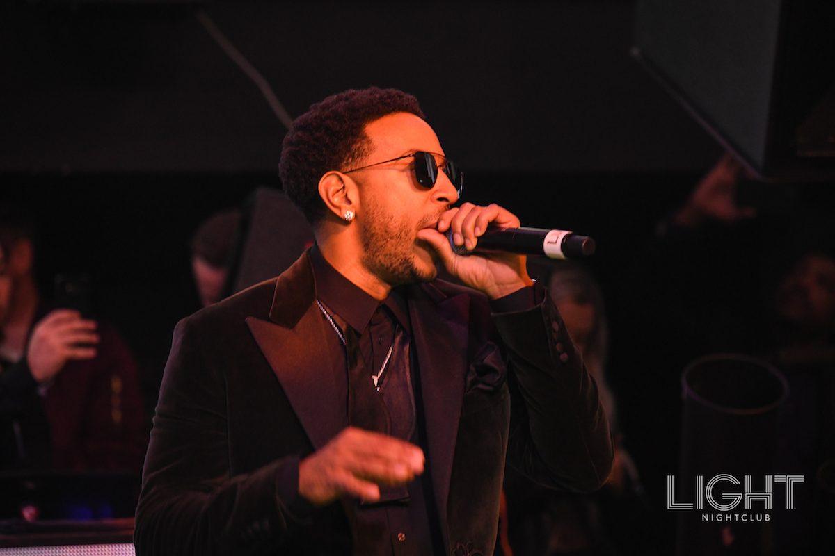 Ludacris 12/31