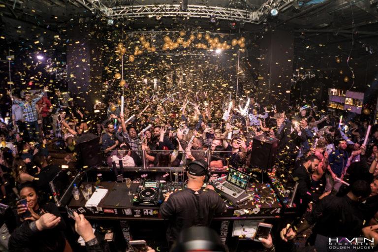 DJ Five – December 31, 2018