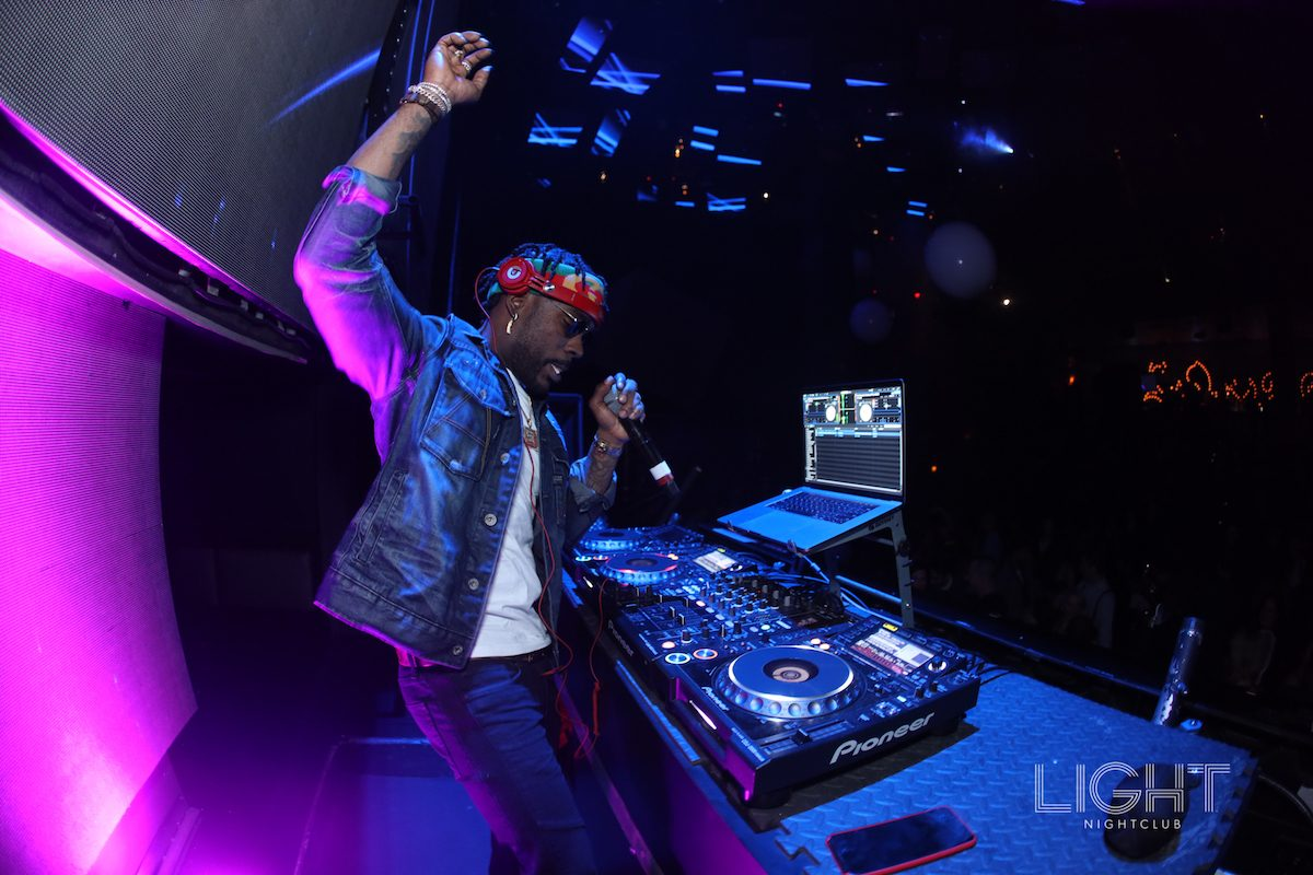DJ Stevie J 12/29