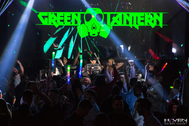 DJ Green Lantern – January 12, 2019